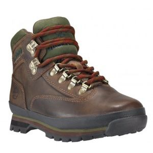 Timberland 90s Euro Hiker lace up leather Boot